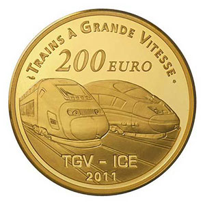 200 Euro   2011    BE