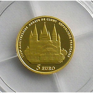 5 Euro   2010    BE