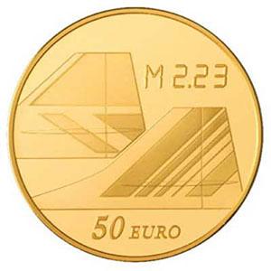 50 euro   2009    BE