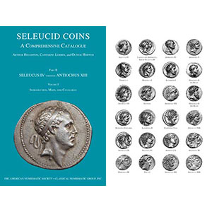 HOUGHTON / LORBER / HOOVER   Seleucid Coins: A Comprehensive Catalog   Part II   Vol 1 & 2   Séleucos IV à Antioche XIII